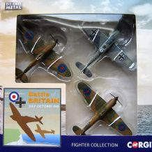 Battle of Britain Fighter Collection